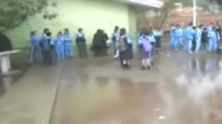 Intensas lluvias afectan Huaraz y Oxapampa