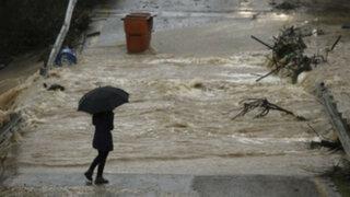 Israel: al menos 15 mil damnificados por intensas lluvias e inundaciones