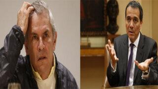 Ministro Segura se reúne con alcalde Luis Castañeda