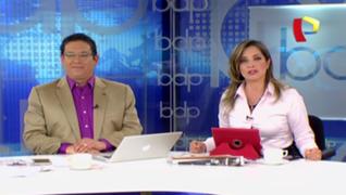 Jaime Chincha se despidió del noticiero Buenos Días Perú