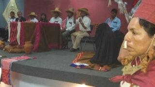 Mórrope: escenificarán ritual Muchik en Feria de Todos los Santos