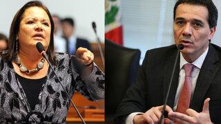 Rosario Sasieta hace un llamado al Ministro Segura ante casos de violencia infantil