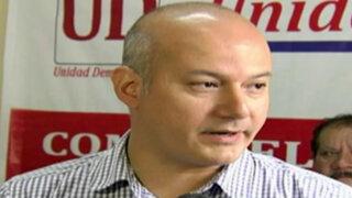 Sergio Tejada es precandidato presidencial por Unidad Democrática
