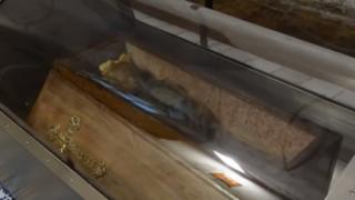 'La bella durmiente': el misterio del cadáver embalsamado que abre los ojos