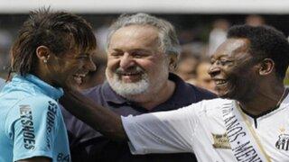 """Pelé: """"Neymar es un jugador incompleto y Messi igual a Maradona"""""""