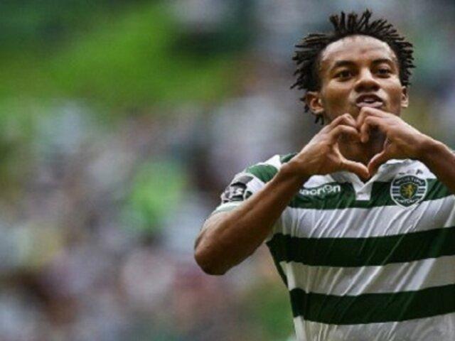 Sporting de Lisboa abre proceso disciplinario contra André Carrillo