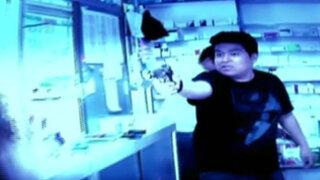 Cadena de asaltos en VES: cinco boticas en una cuadra