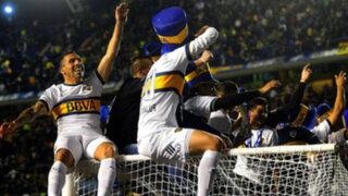De la mano de Carlos Tévez, Boca Juniors se coronó campeón en Argentina