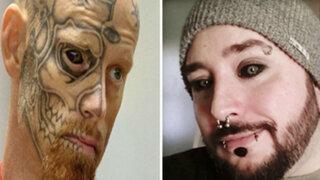 FOTOS: tatuajes en los ojos, una tendencia extrema que podría ser peligrosa