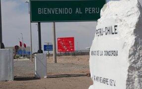 Canciller chileno desconoce límite terrestre en Punto Concordia