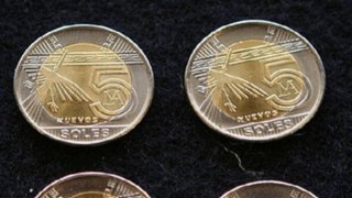 BCR confirma que monedas de 5 soles del 2015 no son falsas
