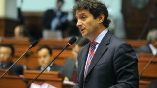 Renzo Reggiardo se lanza como candidato a la presidencia