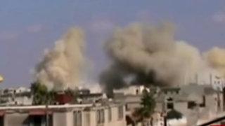 Siria: al menos 250 mil muertos en cuatro años de guerra