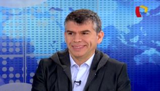 """Julio Guzmán sobre candidatos: """"Tengo miedo que 'dinosaurios' gobiernen nuevamente el país"""""""