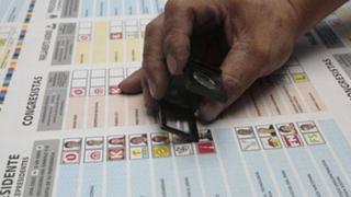 Comisión de Constitución del Congreso debate eliminación de voto preferencial