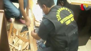 Huánuco: incautan 9 kilos de cocaína en bus