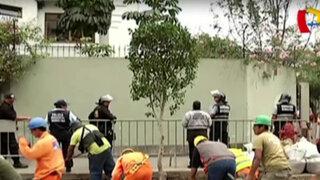 Vecinos de Magdalena se enfrentan a municipio por tala de árboles
