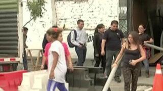 Barranco: grupo musical 'Kimba Fa' fue desalojado de su local