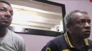 Rímac: detienen a familiares del 'Puma' Carranza por venta de droga