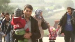 Número de refugiados en el mundo supera los 65 millones