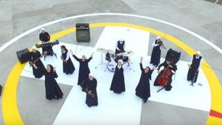 'Siervas': agrupación de religiosas lanza videoclip y anuncia evento