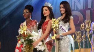 Miss International Queen: filipina de 29 años elegida reina transexual