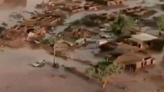 Brasil: al menos 17 muertos y desaparecidos tras avalancha de residuos tóxicos