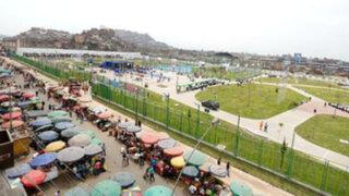 Parque del Migrante: Contraloría denunciaría a exdirectivos de Serpar por irregularidades