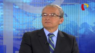 """Aguinaga sobre registro de esterilizaciones: """"Decreto Supremo es inconstitucional y 'electorero'"""""""