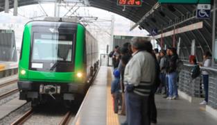 MTC: Línea 3 del Metro es diseñada para que opere con Metropolitano
