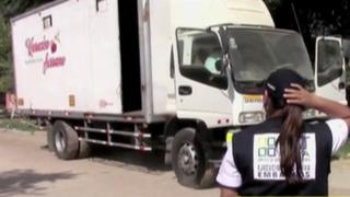 Autoridades realizan millonario embargo a Corazón Serrano en Piura