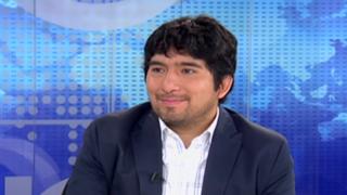 """Carlos Meléndez: """"Acuña crece este mes por ausencia de Urresti"""""""