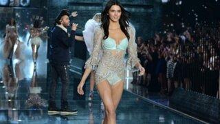 Revive lo mejor del desfile Victoria's Secret Fashion Show 2015
