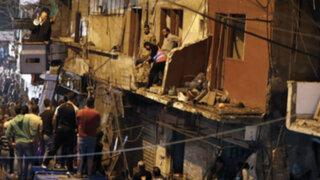 Dos ataques suicidas dejan más de 30 muertos y 180 heridos en Líbano