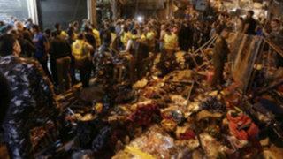 41 muertos tras atentado del Estado Islámico en Líbano