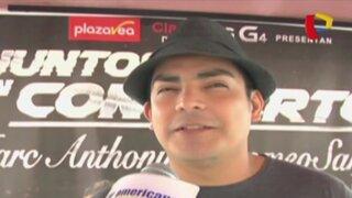 Erick Elera habló de todo para Panamericana Espectáculos