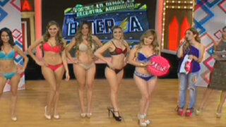 Moda y sensualidad: El espectacular desfile de lencería en La Batería