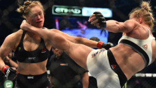 ¡Ouch! Ronda Rousey fue noqueada así y perdió su título