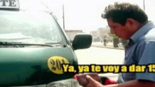 El Chosicano: bestias al volante