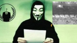 VIDEO: Anonymous le declara así la guerra al Estado Islámico