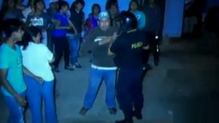 Huaura: intentan quemar vivienda de presunto asesino de adolescente