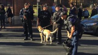 Evacúan cuatro edificios de la Universidad de Harvard por amenaza de bomba