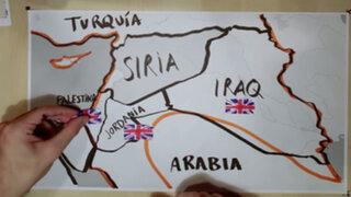 YouTube: el origen de la guerra en Siria explicado al detalle en solo 10 minutos