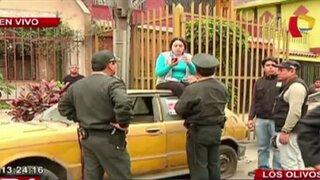 Los Olivos: municipio inicia operativos para retirar autos abandonados en vía pública