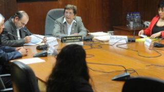 Comisión narcopolítica: informe final revela corrupción en gobernadores regionales