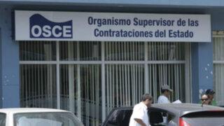 Comisión Lava Jato invitará a representantes de OSCE
