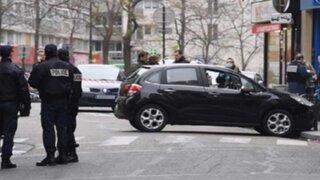 Francia: detienen a 10 sospechosos de atentados en París