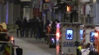 Paris: intenso tiroteo durante operativo antiterrorista deja dos muertos