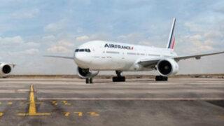 Amenaza de bomba obligó a desviar dos vuelos con destino a Paris
