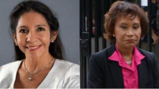 Congreso envía cuestionario a hermana de Humala y ginecóloga de Nadine